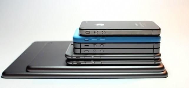 Apple Mobilgeräte IPad IPhone